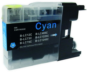 Brother LC 1240 Cyaan XL (LC-1240C) 12 ml