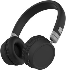 KitSound Nashville Wireless Headphone black