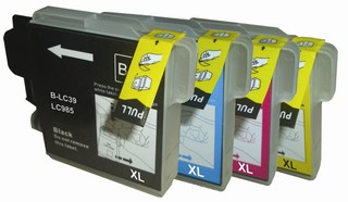 Brother LC 985 Multipack XL (LC985VALBP) 4 Cartridges