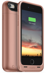 Mophie Juice Pack Air 2750mAh for iPhone 6/6s rose gold colored