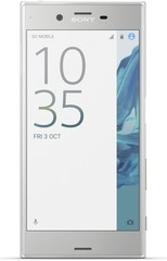Sony Xperia XZ zilver