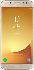 Samsung Galaxy J5 2017 goud