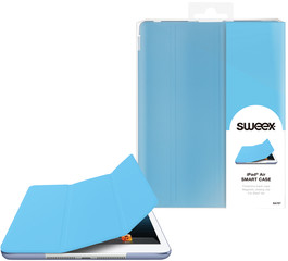 Sweex Tablet Folio-case iPad Air Imitatieleer Blauw