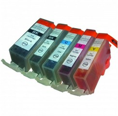 Canon 525/526 Multipack XL (4541B009) 5 Cartridges