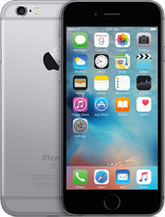 Apple iPhone 6S Zwart 128GB - A grade