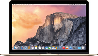 Apple Macbook Core M 1.1 Ghz 12 Inch 512 GB - Remarketed