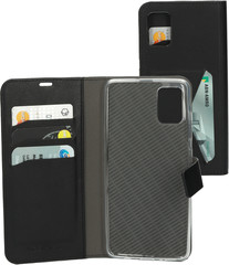 Mobiparts Classic Wallet Case Samsung Galaxy A51 Black