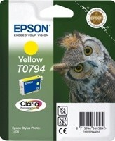 (Origineel Epson) T0794 inktcartridge geel standard capacity 11ml 1-pack