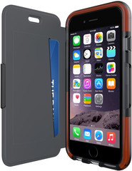 Tech21 iPhone 6 Classic Shell Wallet Black
