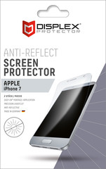 Displex Protector Anti-Reflect for iPhone 7 clear