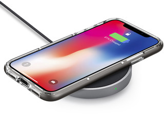 Spigen Essential F306W iPhone Wireless Charger (US black