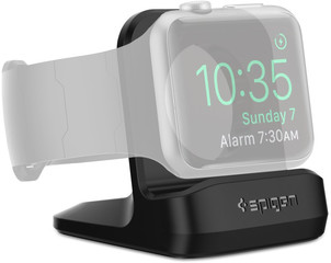 Spigen Watch Night Stand S350 Zwart