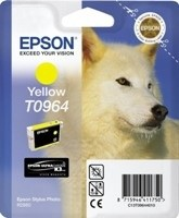 (Origineel Epson) T0964 inktcartridge geel standard capacity 11.4ml 1-pack