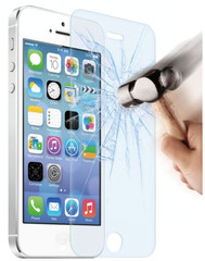 Screenprotector Tempered Glass iPhone 5/5S/5C/SE