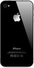 Apple iPhone 4S Zwart 8gb - A grade