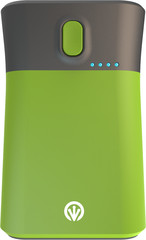 ZAGG Ifrogz Power-Golite Traveler Powerbank green