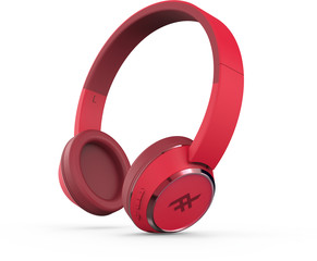 ZAGG Ifrogz Audio-Coda Wireless Headphone red