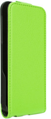 XQISIT Flip Cover for iPhone 5/5S/SE Groen