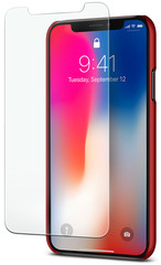 Spigen Glas.tR SLIM for iPhone X clear