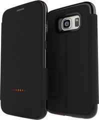 GEAR4 D3O Oxford for Galaxy S7 black
