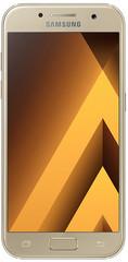 Samsung Galaxy A3 2017 goud