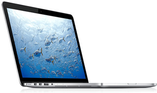 Apple Macbook Pro Core i5 2.4 Ghz 13 Inch 128 GB - 5 sterren