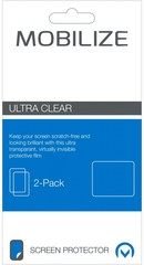 Mobilize Clear 2-pack Screen Protector Alcatel Shine Lite