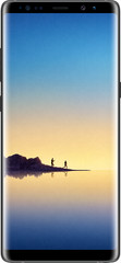 Samsung Galaxy Note 8 zwart
