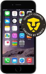 Apple iPhone 6 Zwart 16gb - A grade i.c.m. Nieuw 2-jarig Ben 100 min/sms NL + EU + 2500 MB NL + EU + 4G + Toestelkrediet 10,50