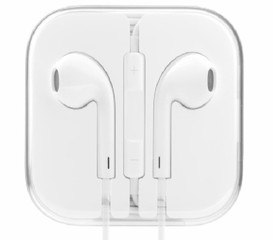 Headset Earpod 5 Apple Style In Ear Mini