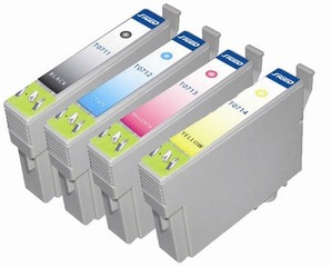 Epson T0715 Multipack XL (C13T07154010) 4 Cartridges
