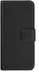 XQISIT Slim Wallet for iPhone 5/5s/SE Zwart