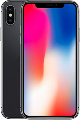 Apple iPhone X 64GB Space Grey - B grade