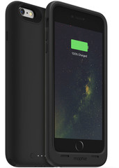 Mophie Juice Pack Wireless 2420 mAh for iPhone 6/6s Plus black
