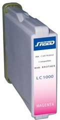 Brother LC 1000/970 Magenta XL (LC-1000M) 35 ml