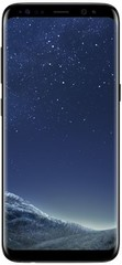 Samsung smartphone GALAXY S8 (Midnight Black)