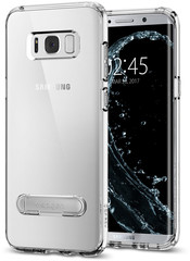Spigen Ultra Hybrid S for Galaxy S8 crystal clear