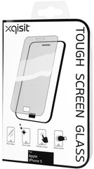 XQISIT Tough Screen Glass for IPHONE 5/5S/5C/SE Transparant