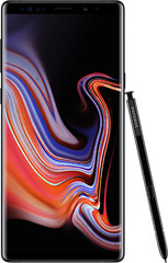 Samsung Galaxy Note 9 zwart