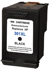 HP 301 XL inktcartridge CH561EE zwart 20 ml