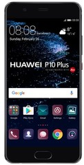 Huawei P10 Plus zwart i.c.m. Verlenging 1-jarig KPN 200 min/sms / 1GB in NL & EU + Toestelbundel €6