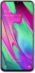 Samsung Galaxy A40 Dual Sim koraal
