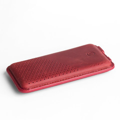 Krusell Sunne Power Bank Universal Vintage red