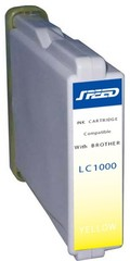 Brother LC 1000/970 Yellow XL (LC-1000Y) 35 ml