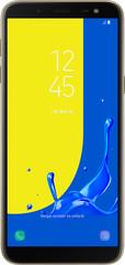 Samsung Galaxy J6 goud