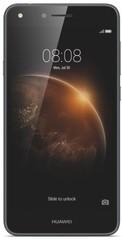 Huawei Y6 II Compact Dual Sim Zwart i.c.m. Nieuw 2-jarig Telfort Basis abonnement 2jr + onbeperkt min / 5000MB / Onbeperkt sms NL + EU + Toestelbundel €9