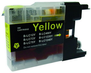 Brother LC 1240 Yellow XL (LC-1240Y) 12 ml