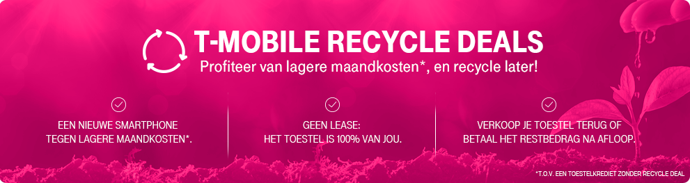 T-mobile recycle deal